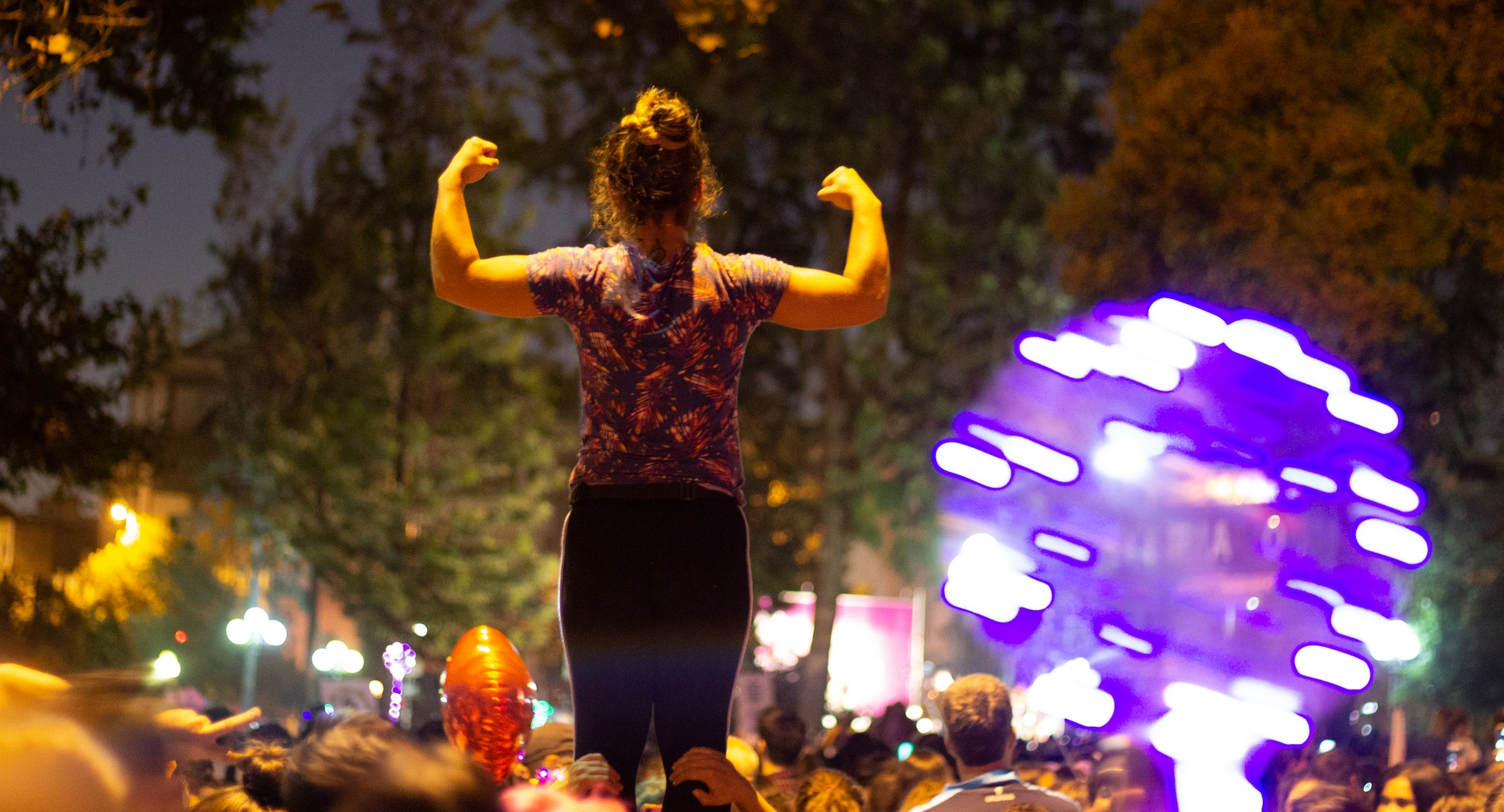 Marcha Feminista 03/08/2019