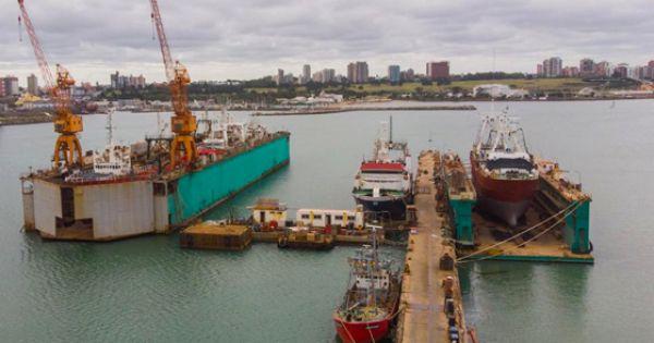 Coronavirus en Argentina: los obreros de la construcción naval vuelven al trabajo en la cuarentena administrada - Noticias económicas, financieras y de negocios - El Cronista