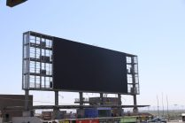 The new video board will be the most notable renovation for fans at Sun Devil Stadium next season.