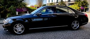 Chauffeur Driven Mercedes S Class Hire London