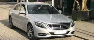 Mercedes S Class Luxury Car Hire