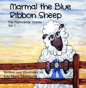 Marmal the Blue Ribbon Sheep