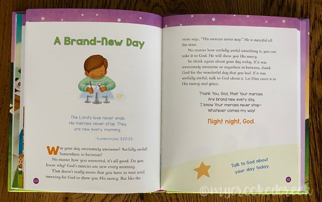 Night Night Devotions for Kids