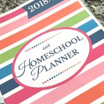 The Simplified Homeschool Planner