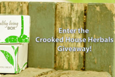Giveaway: Crooked House Herbals on Facebook