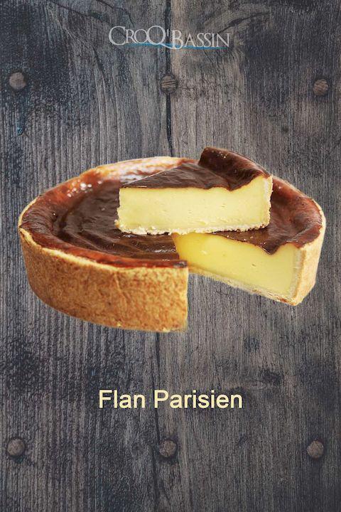 1 Flan Parisien