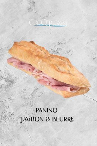 1 Panino Jambon & Beurre