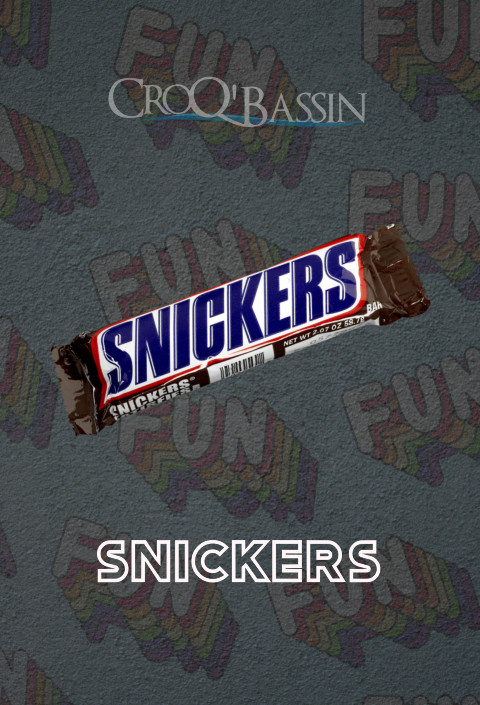 1 Snickers