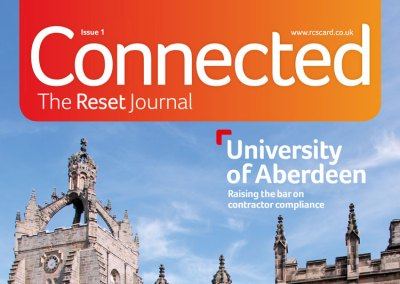 Connected – The Reset Journal