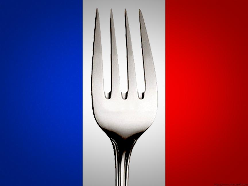 The French. They will eat damn near anything.