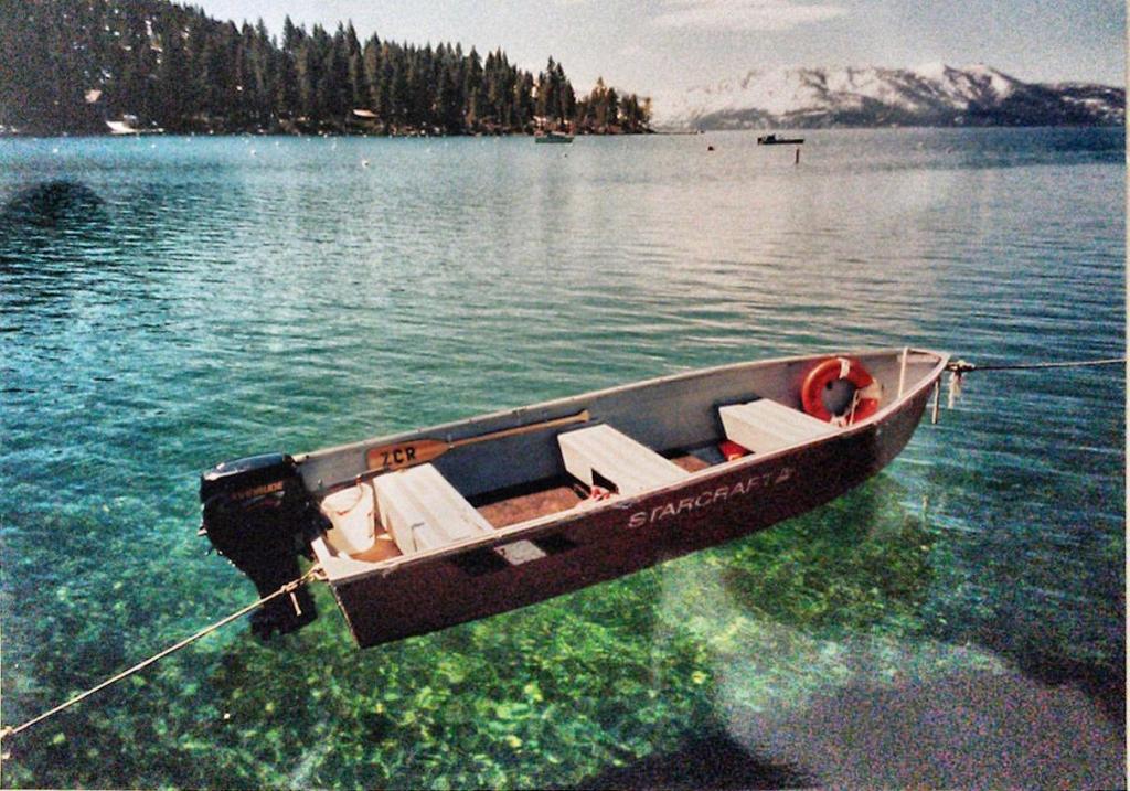 Lake Tahoe, Nevada: