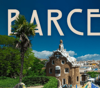 See Barcelona, Spain as if you only had two minutes and were hopped up on meth.