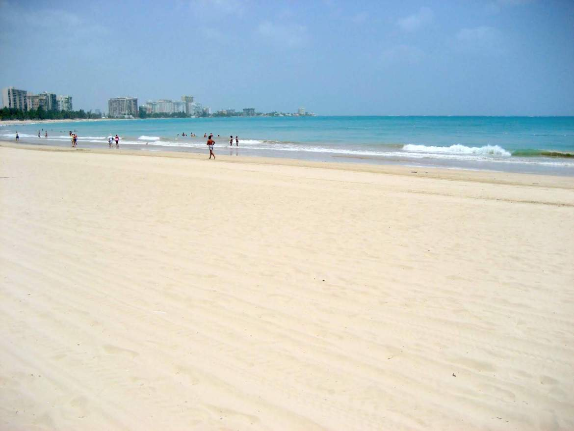 San Juan, Puerto Rico: Where so many speak Spanish, you think you're in California.