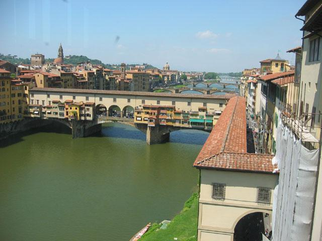 "Florence: You say ""Florence,""  I say ""Firenze."" And I'd be right."