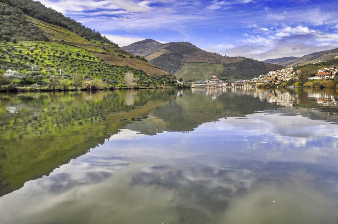 The Douro Valley is Portugal's less snooty version of Napa.