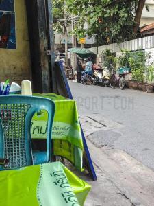 Phuket Thailand street scene