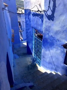 More blueness in Chefchaouen