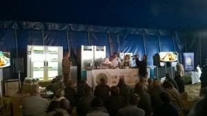 Universal Cookery and Food Festival 2015 Demonstration Chefs
