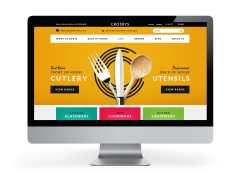 Crosbys New Website