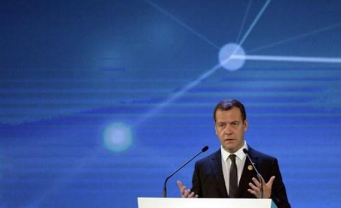 Медведев: ЕС няма да може да прави бизнес в Русия, игнорирайки интересите й Прочети цялата статия тук: http://www.cross.bg/medvedev-rysiya-ryskiyat-1497944.html#ixzz40GnGBZZz