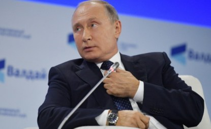 Путин: Не бягаме от долара, той бяга от нас