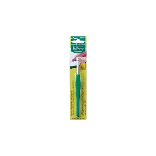 Clover amour hook 5.5mm packaging