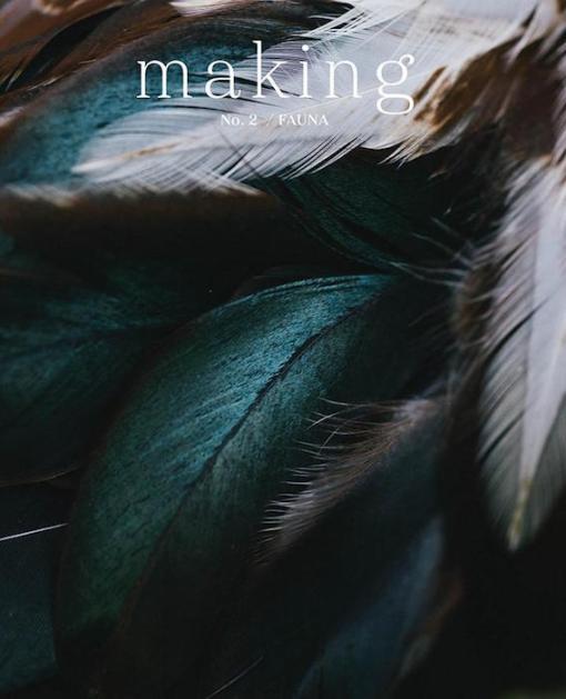 Making Magazine - No. 2 Fauna