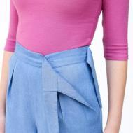 Megan Nielsen - Flint Cropped Pants Shorts Pattern
