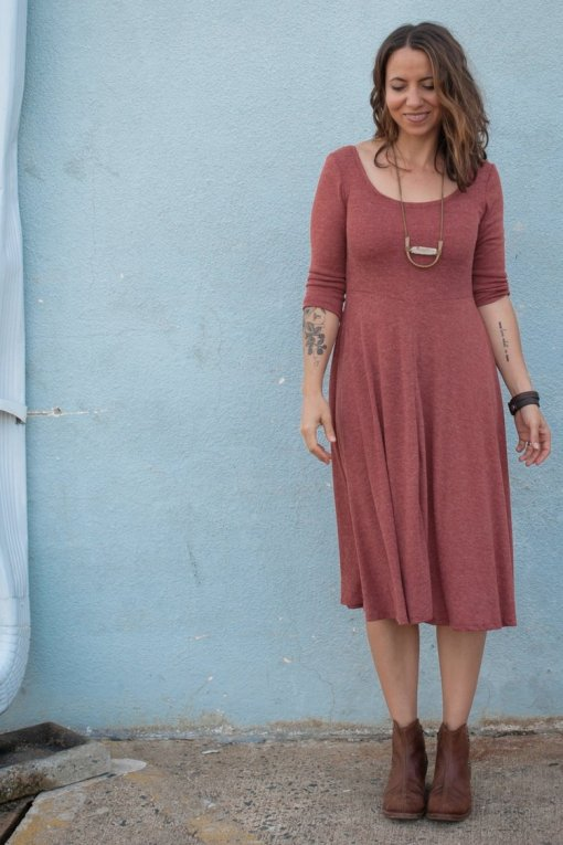 Sew Liberated Stasia Dress Pattern