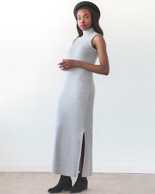 True Bias Nikko Dress