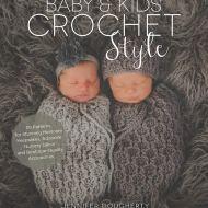 Baby & Kids crochet style J Dougherty