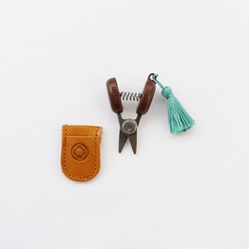 Cohana Mini Scissors Green
