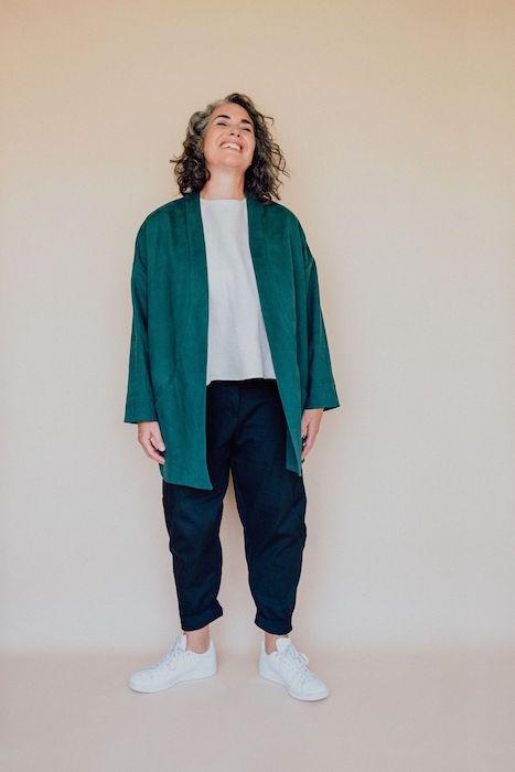 Flynn Jacket Pattern