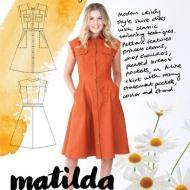 Megan Nielsen Matilda Shirt Dress