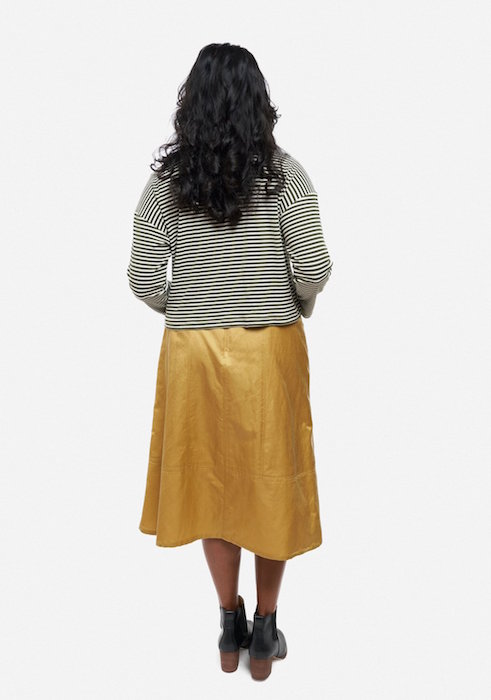 Reed Skirt View D Back