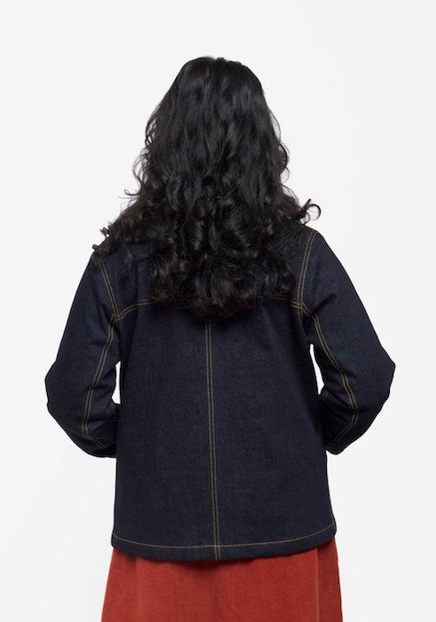 The Thayer Jacket Back