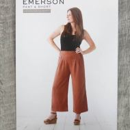 True Bias Emerson Pant & Short Pattern