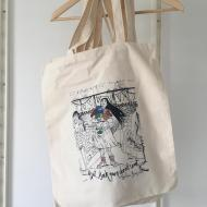 Salina Jane Art Knitters Tote Bag - But Sock Yarn Doesn't Count...