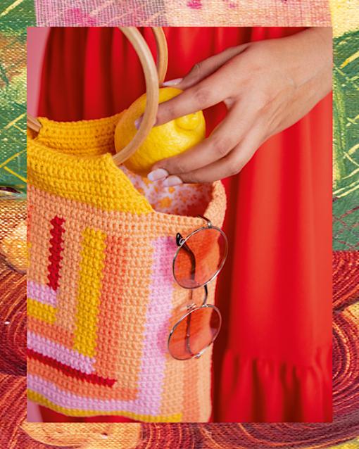 Pom Pom Quarterly 33 model Bag