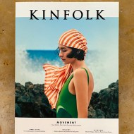 Kinfolk Magazine Issue 36 Movement Cover