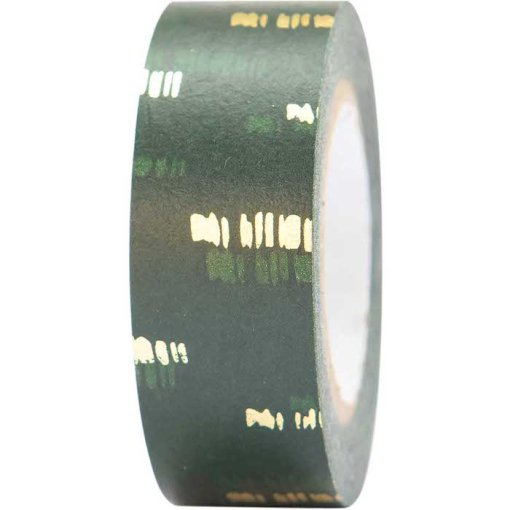 Rico Design - Green and Gold Washi Tape