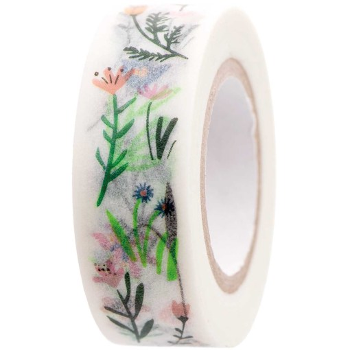 Rico Design - Scattered Flowers Washi Tape tape.