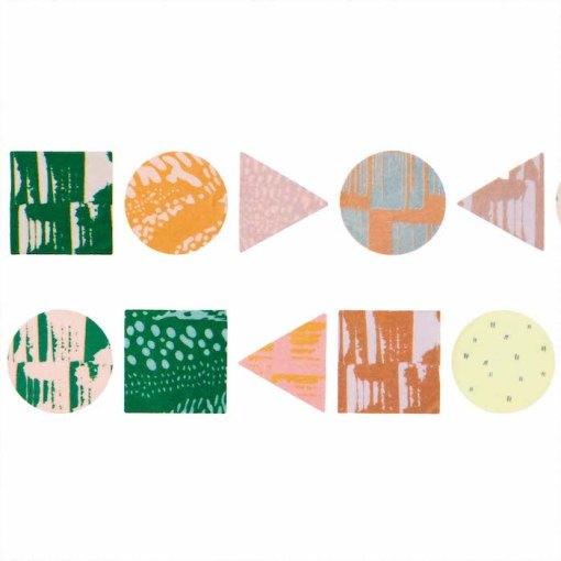 Rico Design Washi Stickers Structure