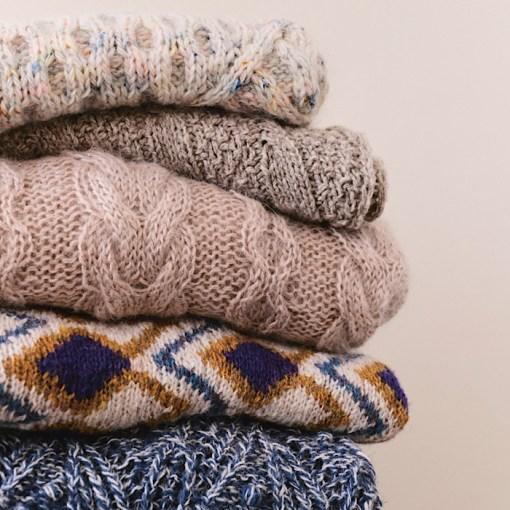 Knit pile Pom Pom Quarterly Autumn 2020 - Issue 34