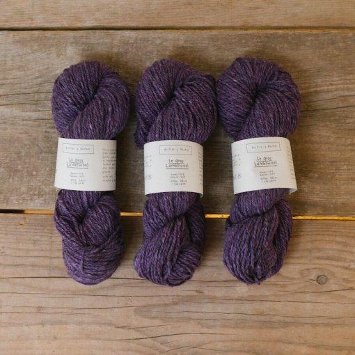 Biches & Bûches le gros medium violet