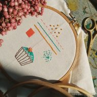 Embroidery Introduction Workshop
