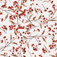 Family Fabrics - Jersey - Red Berries