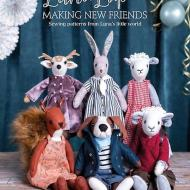 Luna Lapin making new friends - Sarah Peel