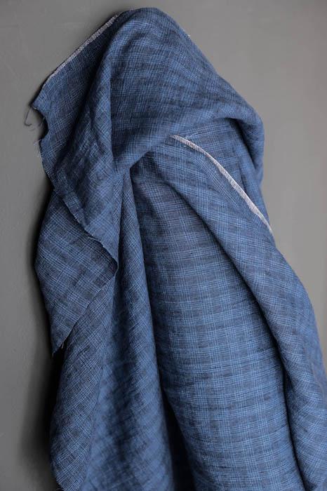 Merchant & Mills European Linen - Borough Check
