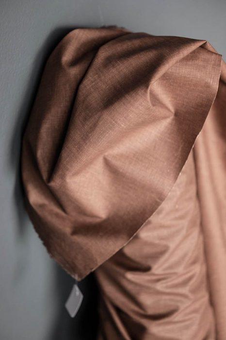 Merchant & Mills coated chestnut